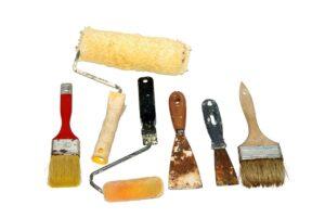 Malerarbeiten - Steicharbeiten